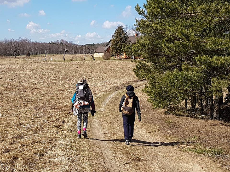 Camino lituano 01