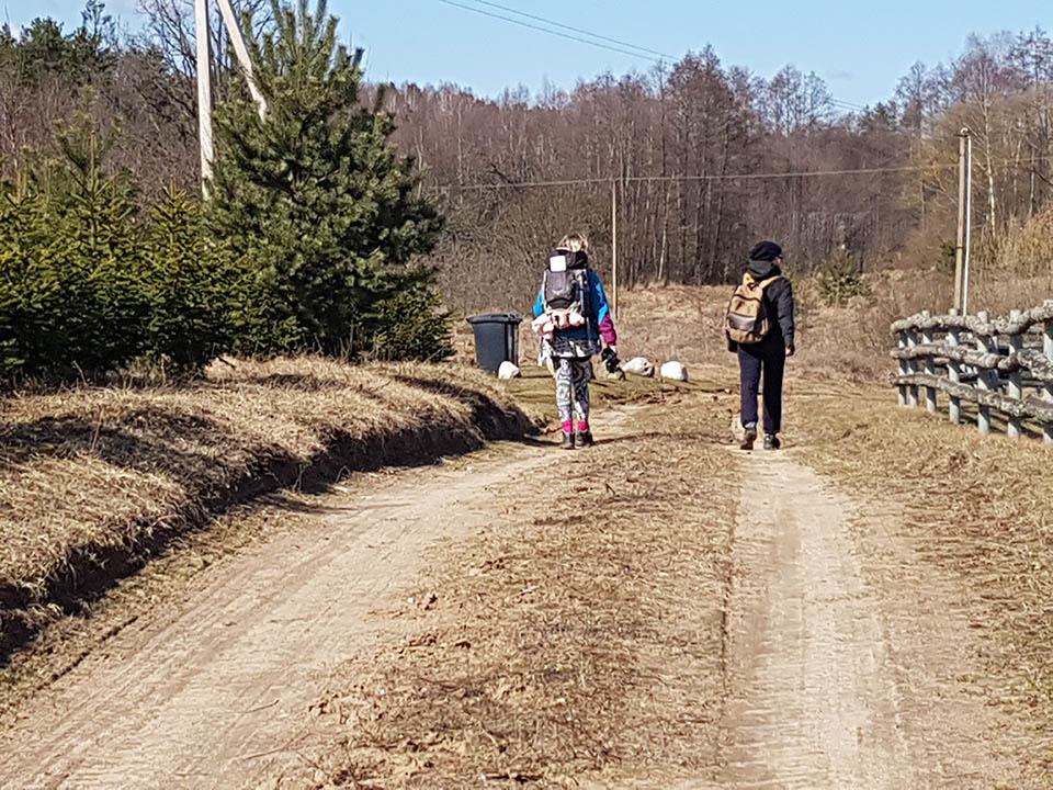 Camino lituano 02
